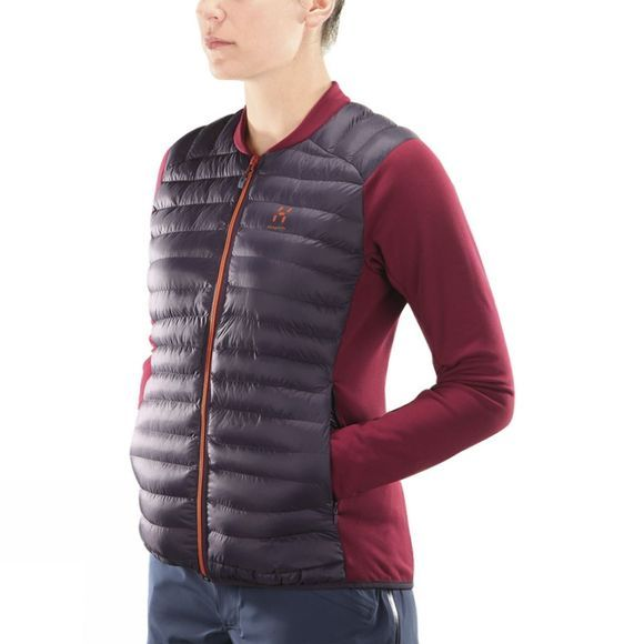 Womens Mimic Hybrid Jacket