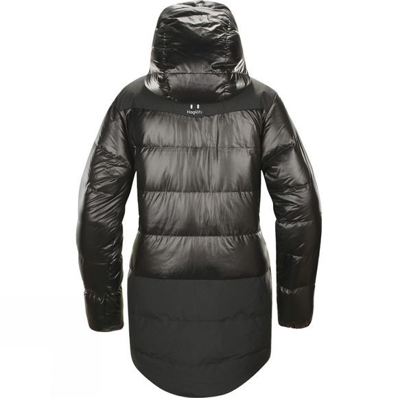 Haglofs Womens Venjan Down Jacket True Black