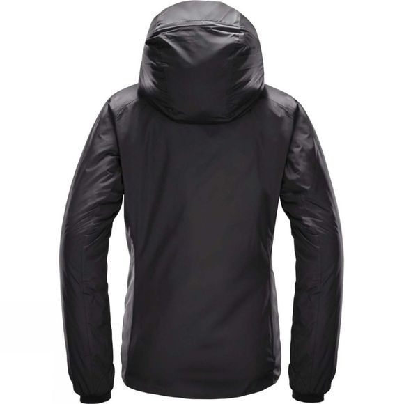 Haglofs Womens Barrier Hood True Black/Magnetite