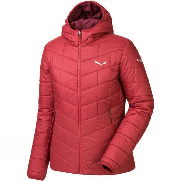 Womens Fanes Tirol Wool Hooded Jacket