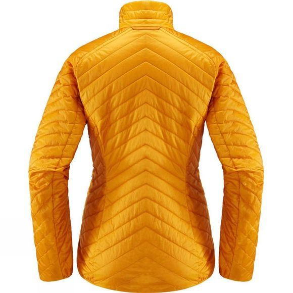 Haglofs Womens L.I.M Barrier Jacket Desert Yellow