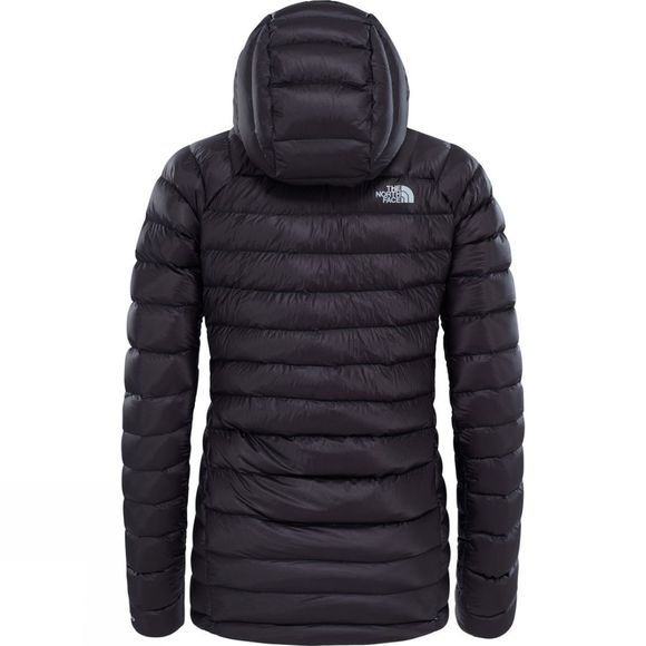 The North Face Womens Summit L3 Down Hoodie TNF Black