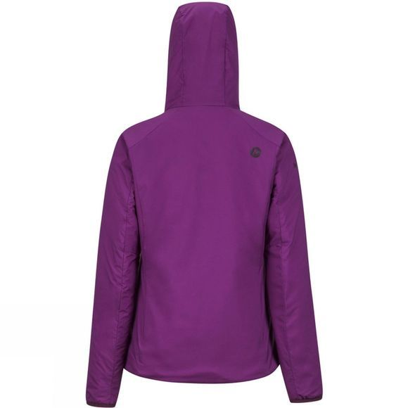 Marmot Womens Novus Hoody Grape
