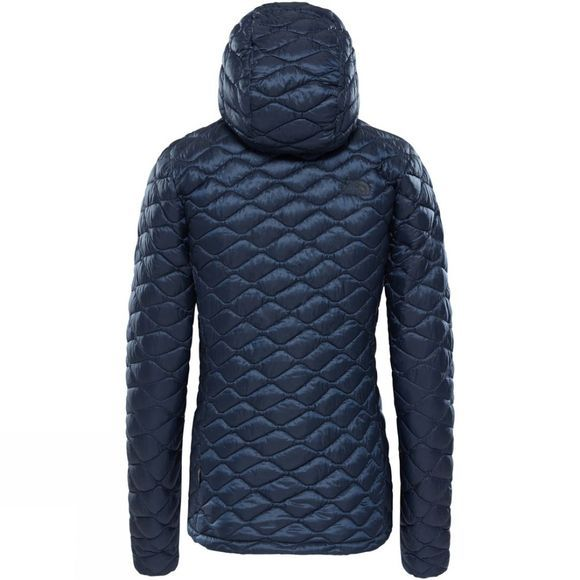The North Face Womens Thermoball Hoodie Urban Navy