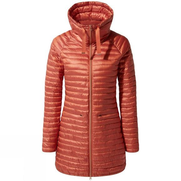 Womens Mull Jacket