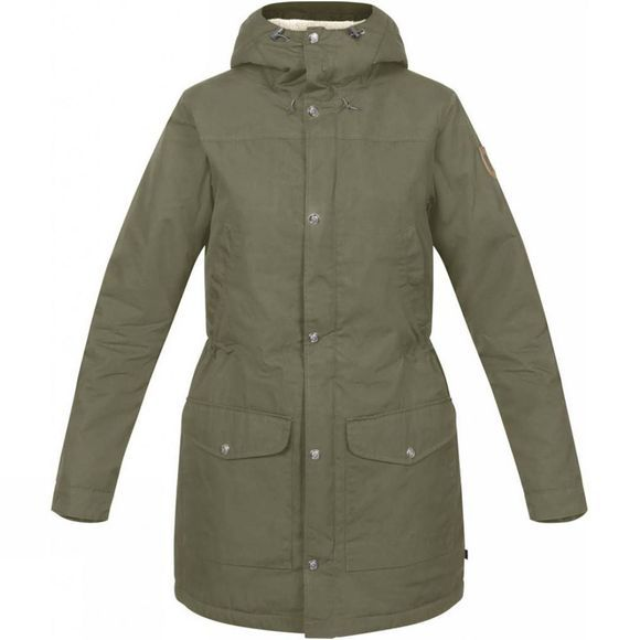 Womens Greenland Winter Parka
