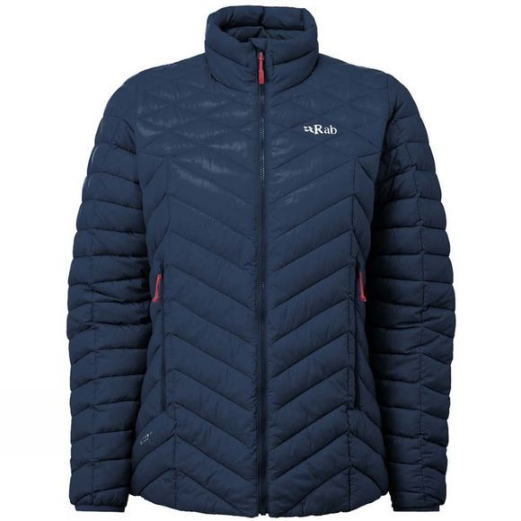 Rab Womens Altus Jacket Deep Ink/Passata