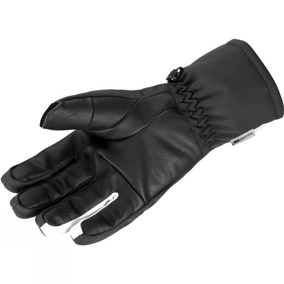 Salomon Womens Propeller Dry Glove Black
