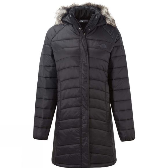 Womens Insulated Parka