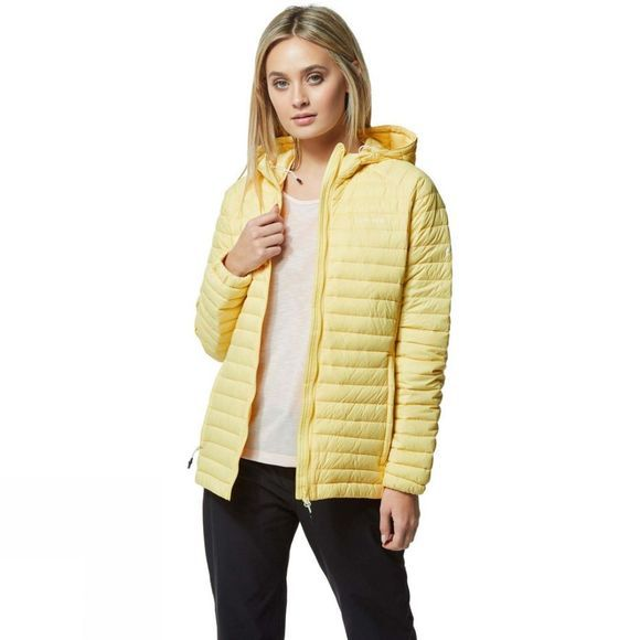 Craghoppers Womens VentaLite Hooded Jacket Buttercup