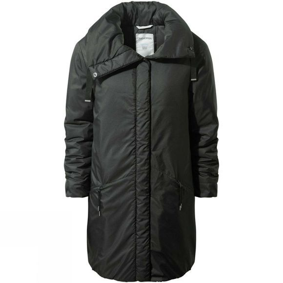 Craghoppers Womens Feather Jacket Charcoal