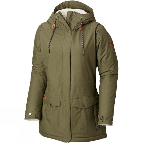 Columbia Womens Prima Element II Jacket Nori