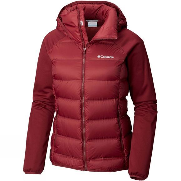 Womens Explorer Falls Hybrid Jacket