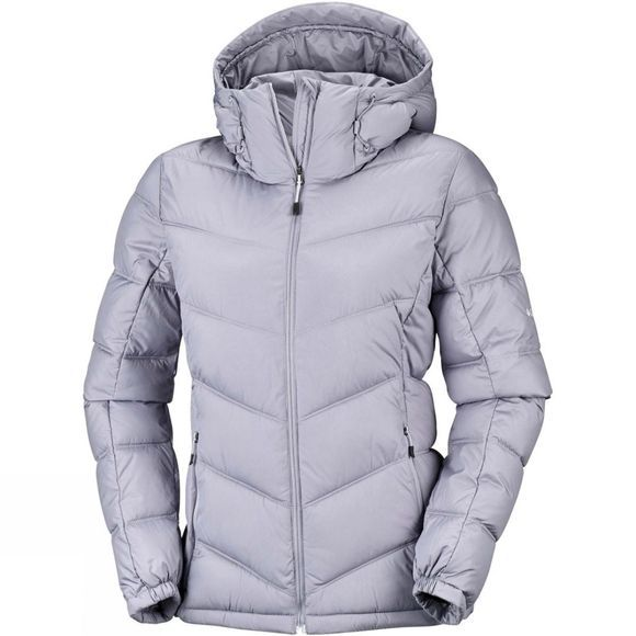 Columbia Womens Pike Lake Hooded Jacket Astral