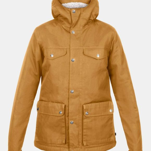 Fjallraven Women's Greenland Winter Jacket Acorn