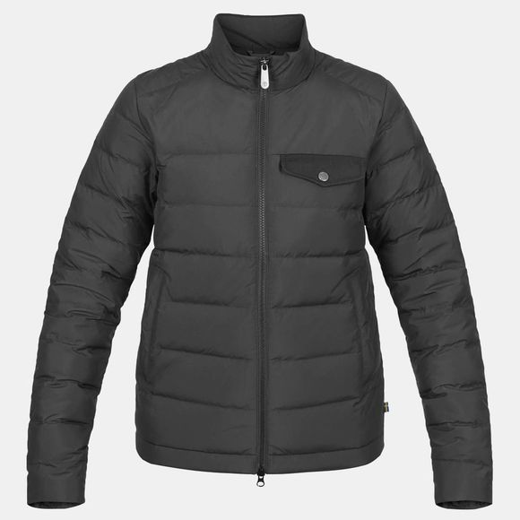 Fjallraven Women's Greenland Down Liner Jacket Black