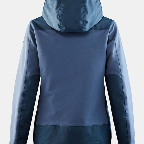 Fjallraven Women's Övik Stretch Padded Jacket  Dark Navy