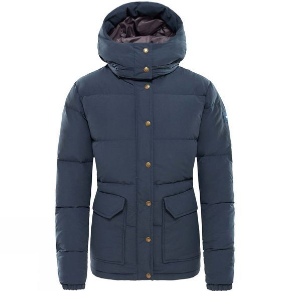 The North Face Womens Down Sierra 2.0 Jacket Urban Navy