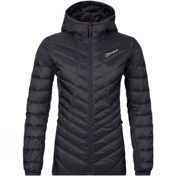 Berghaus Womens Tephra Stretch Reflect Jacket Carbon