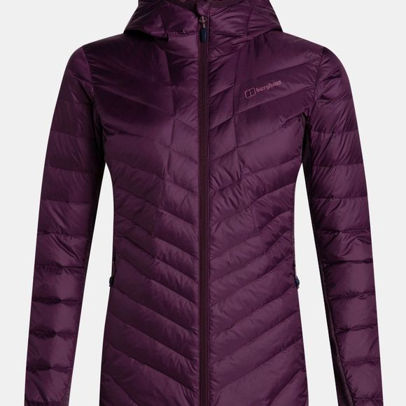 Berghaus Womens Tephra Stretch Reflect Jacket Winter Bloom