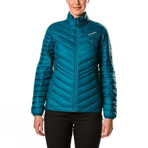 Berghaus Womens Tephra Reflect Jacket Deep Lagoon