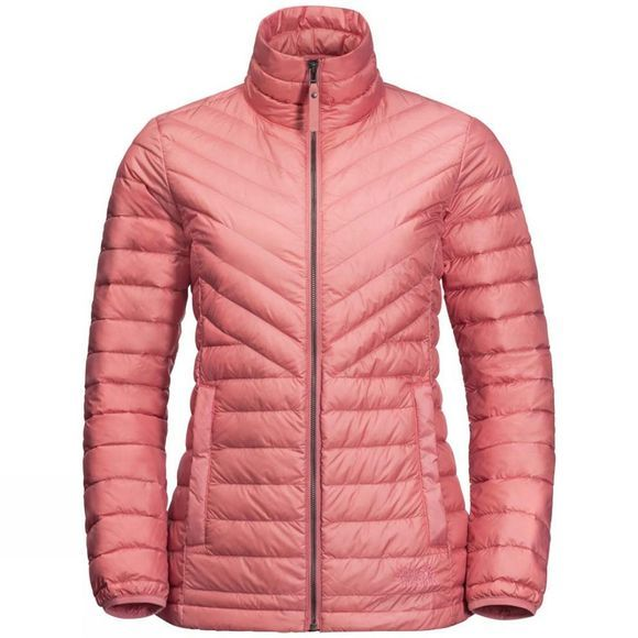 Jack Wolfskin Womens Vista Jacket Rose Quartz
