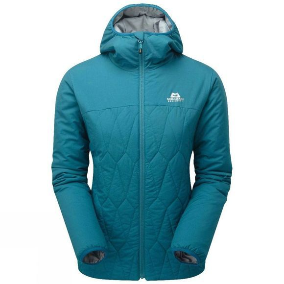 Mountain Equipment Womens Transition Jacket Tasman Blue