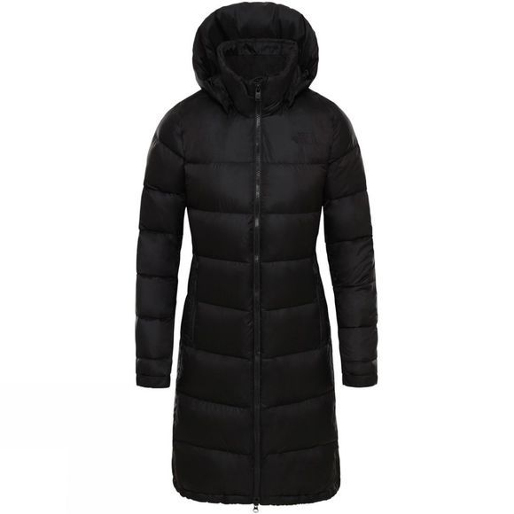 The North Face Womens Metropolis III Parka TNF Black