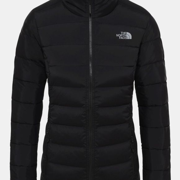The North Face Womens Stretch Down Jacket Tnf Black