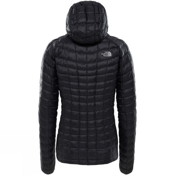 The North Face Womens Thermoball Sport Hoodie Tnf Black/Tnf Black