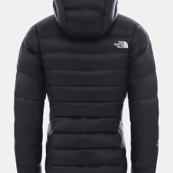 The North Face Womens Impendor Down Jacket Tnf Black/Tnf White