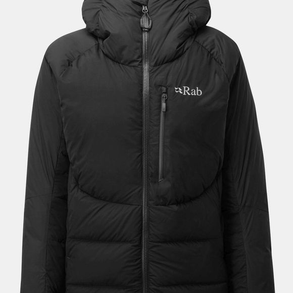 Rab Womens Infinity Jacket Black/Ebony