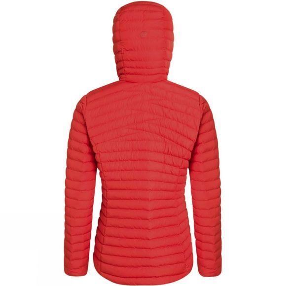 Berghaus Womens Nula Micro Synthetic Insulated Jacket Aura Orange