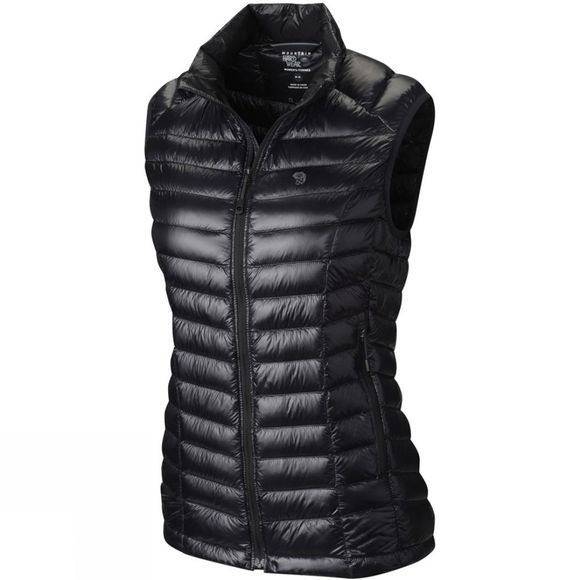 Mountain Hardwear Womens Ghost Whisperer Down Vest Black
