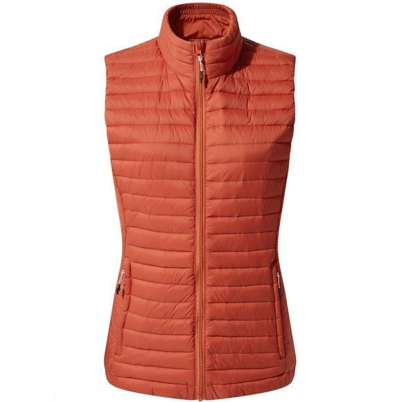 Craghoppers Womens VentaLite Vest Warm Ginger