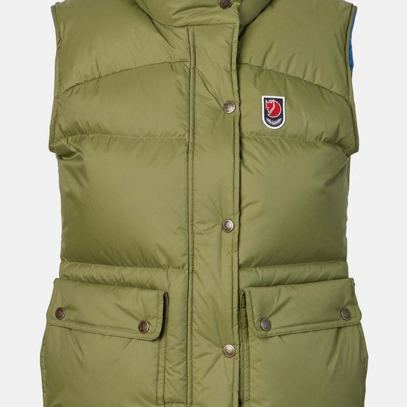 Fjallraven Women's Expedition Down Lite Vest Green