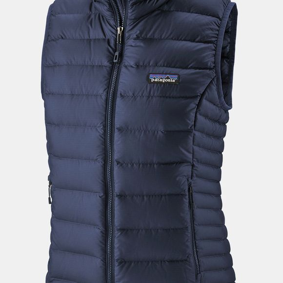 Patagonia Women's Down Sweater Vest Classic Navy
