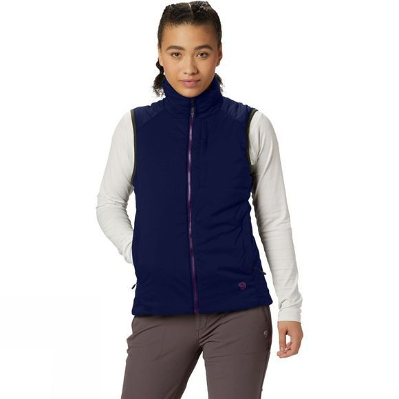 Mountain Hardwear Women's Kor Strata Vest Dark Illusion