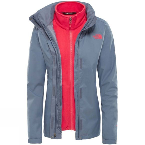 f897818ce27e The North Face Womens Evolve II Triclimate Jacket