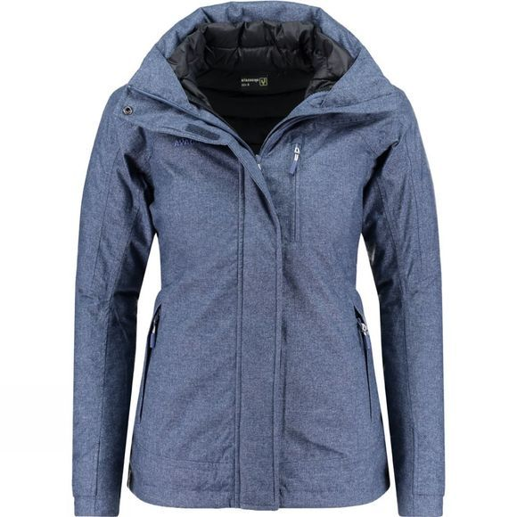 Womens Guildford 3-in-1 Down Jacket