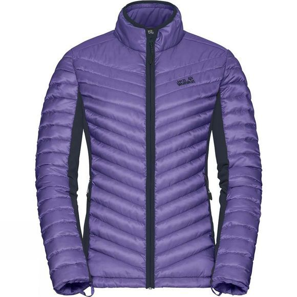 Jack Wolfskin Womens Exolight 3in1 Jacket Midnight Blue