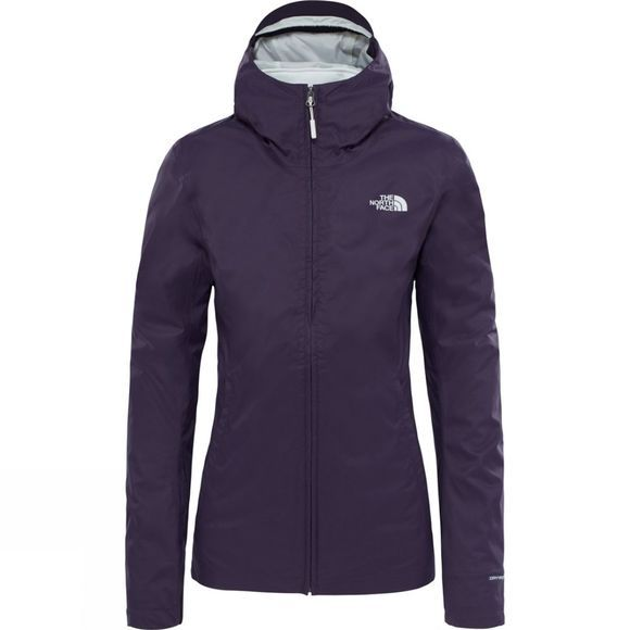 The North Face Womens Tanken Triclimate Jacket Dark Eggplant Purple