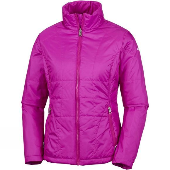 Womens On The Trail Interchange Jacket