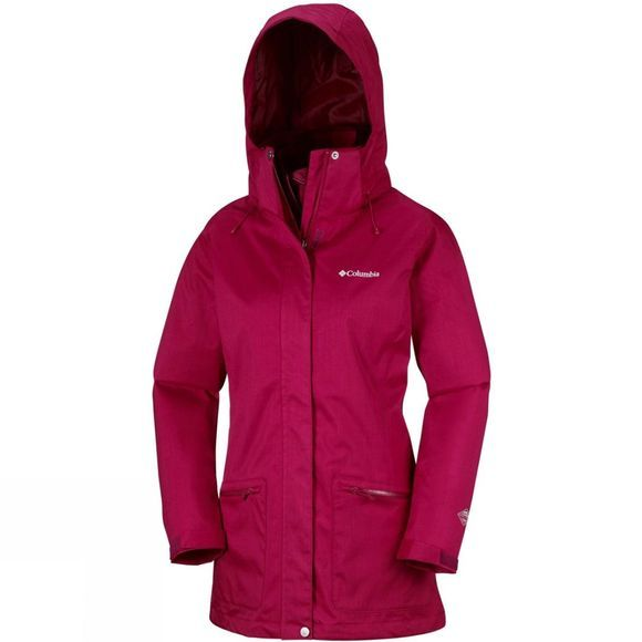 Womens Out In The Cold Interchange Jacket