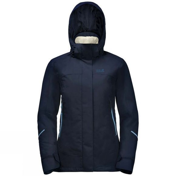 Womens Taiga Trail 3In1 Jacket
