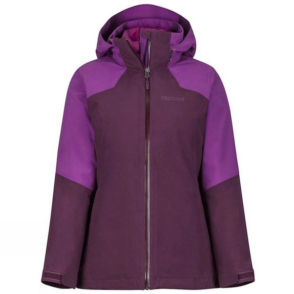 Marmot Womens Featherless Component Jacket Dark Purple/Grape