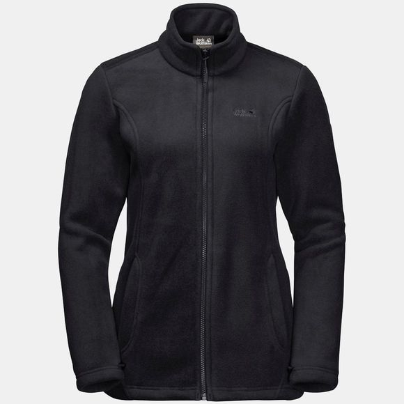 Jack Wolfskin Womens Iceland 3-in-1 Jacket Black