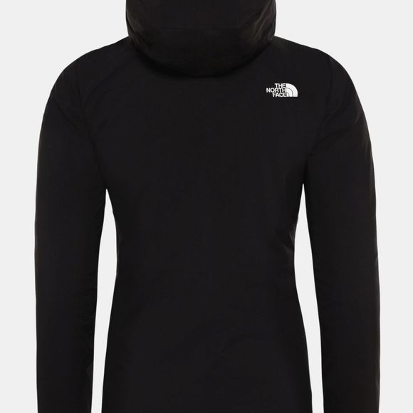 The North Face Womens Thermoball Zip-In Triclimate Jacket Tnf Black