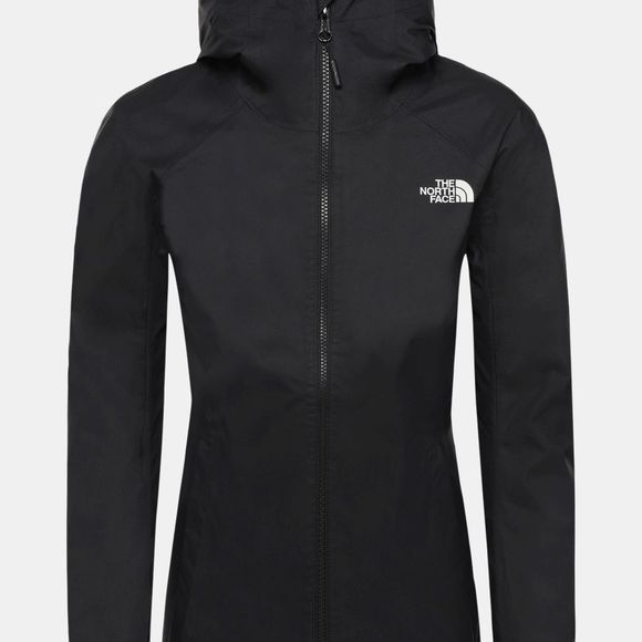 The North Face Womens Quest Zip-In Triclimate Jacket Tnf Black/Tnf Black