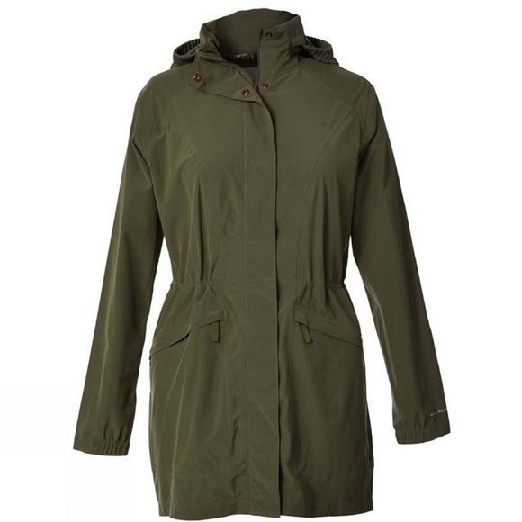 Womens Oakham Waterproof Trench Jacket